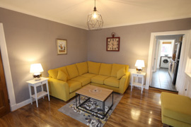 Lounge - Arrandale self catering apartment Inverness